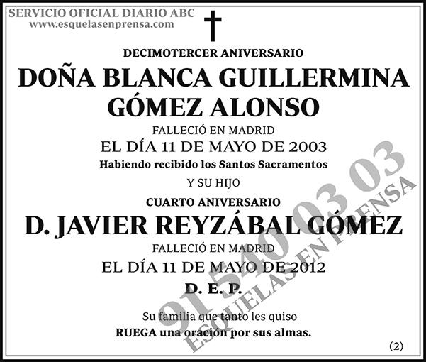 Blanca Guillermina Gómez Alonso